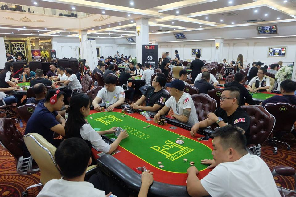 The Asia Poker League attracts large field in Vietnam