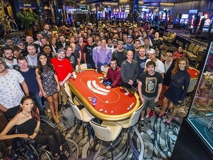 WPT Tournament of Champions: the ultimate showdown begins