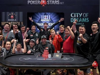 Manila Megastack 9: Ignatius Meng tops the record-breaking 695-entry Main Event; Henrik Tollefsen, Eugene Co, and Mike Takayama earn big