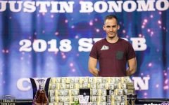 Justin Bonomo Wins the 2018 Super High Roller Bowl!