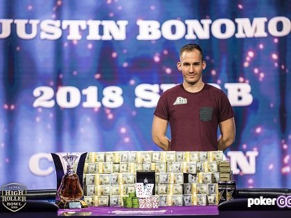 Justin Bonomo bests Daniel Negreanu to win Super High Roller Bowl for $5M