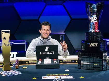WPT closes out Season XVI with Matthew Waxman winning the Tournament of Champions
