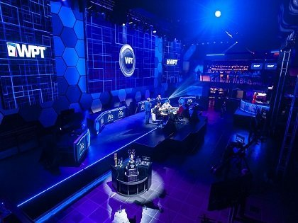 World Poker Tour brings televised poker to new heights with Esports Arena