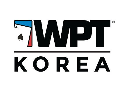 WPT Korea Schedule