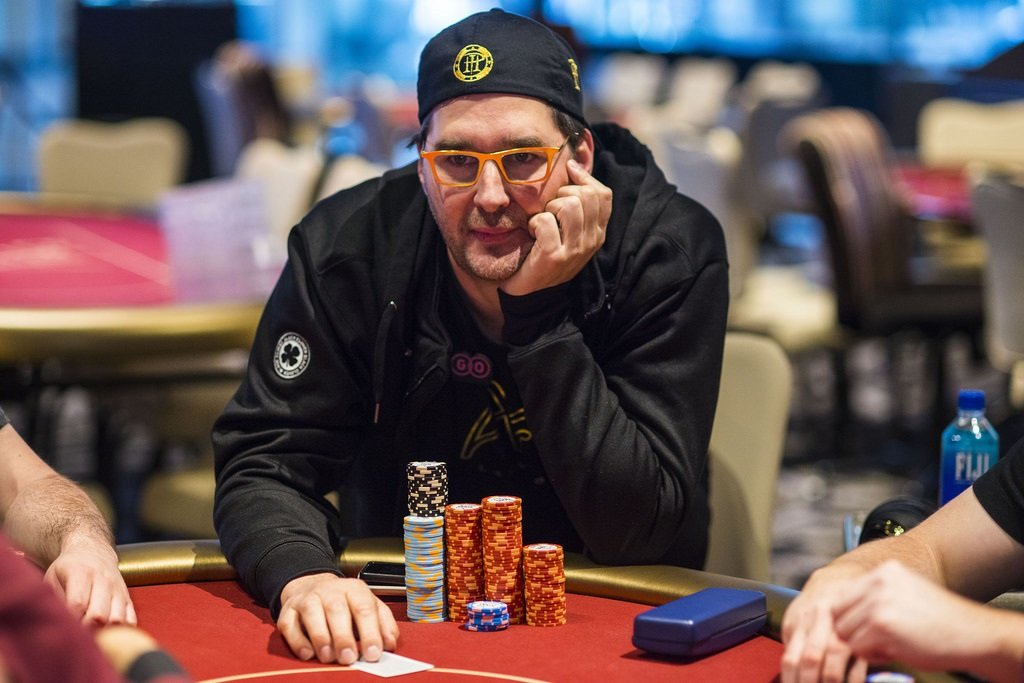 WPT Phil Hellmuth