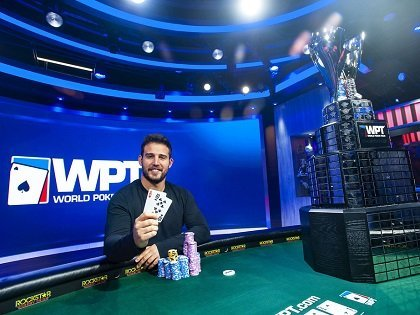 Darren Elias wins record 4th title at the WPT Bobby Baldwin Classic; Kitty Kuo finishes runner-up