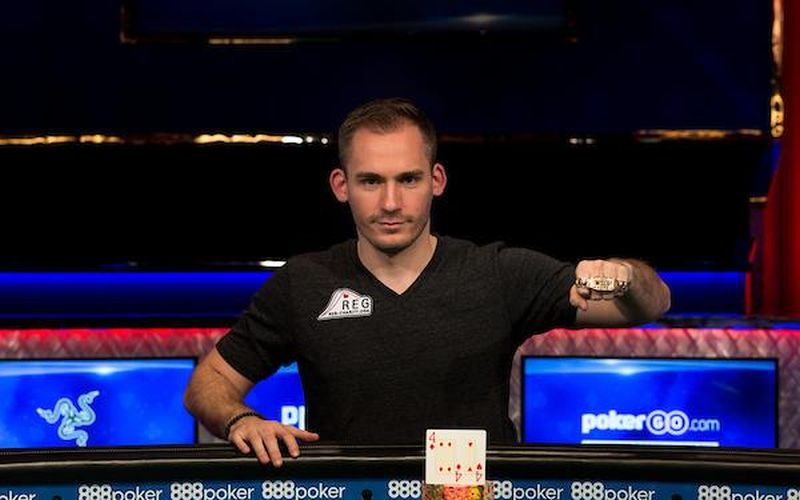 Justin Bonomo - Photo WSOP.com