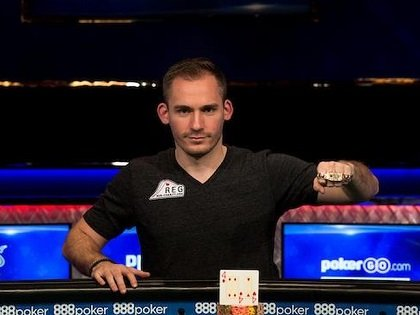 Justin Bonomo's incredible rush continues with victory in the $10K Heads Up Event