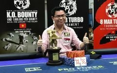 APL Main Event Winner