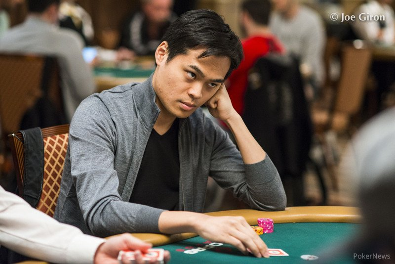 James Chen - Photo Joe Giron Courtesy of WSOP.com