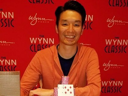 Not all about the WSOP for players; Vincent Kwun Li tops record field of Wynn Summer Classic