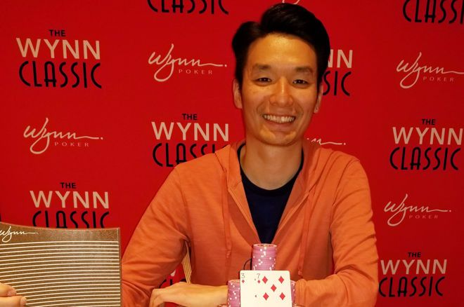 Kwun Li (Photo Credit: Wynn Poker)