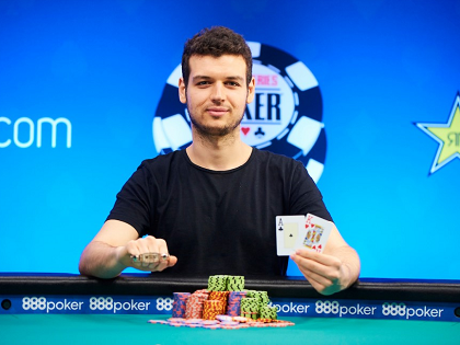 Michael Addamo Wins Bracelet for Australia in $2,620 'The Marathon' Event