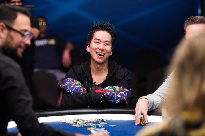 Best online poker players in the world