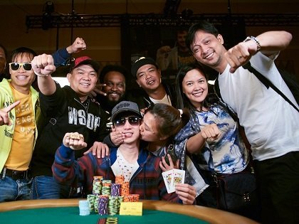 Mike Takayama makes history as the first Filipino to win a WSOP bracelet