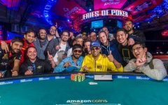 WSOP India Draw Amato