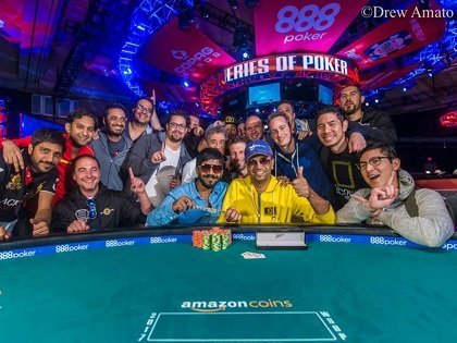 WSOP bracelets and Asia-Pacific players