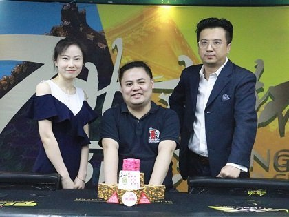 Live poker in China continues despite online ban; Ri Yue Tan Cup draws massive 1105 entries