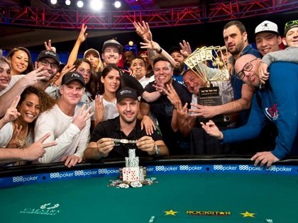 Michael 'The Grinder' Mizrachi Makes History with Third $50K Poker Player's Championship Title