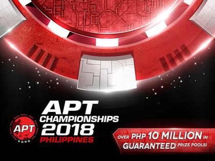 APT Philippines 2018 II Schedule