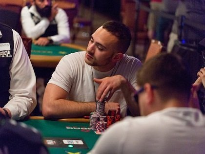 Day 6 of WSOP Main Event: Cada seeks second title as Chinese hopes survive and Lynskey bags big