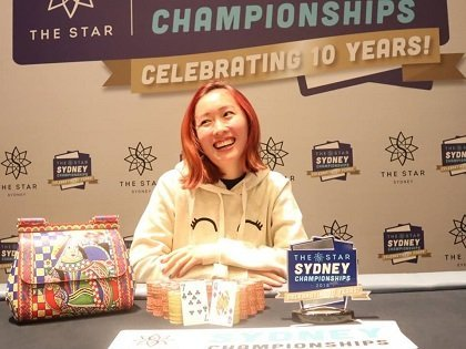 Sydney Championships: Early winners include John Thomson, Malaysia's Christine Hia, and Frank Martino