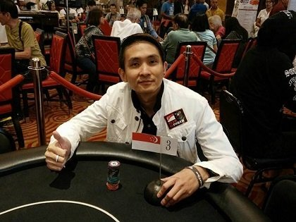 APL Xi'An and Singapore Poker League: A Quick Chat with Jack Liew