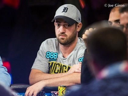 Day 7 of the Main Event ends with crazy hand as Joe Cada and Alex Lynskey reach final table