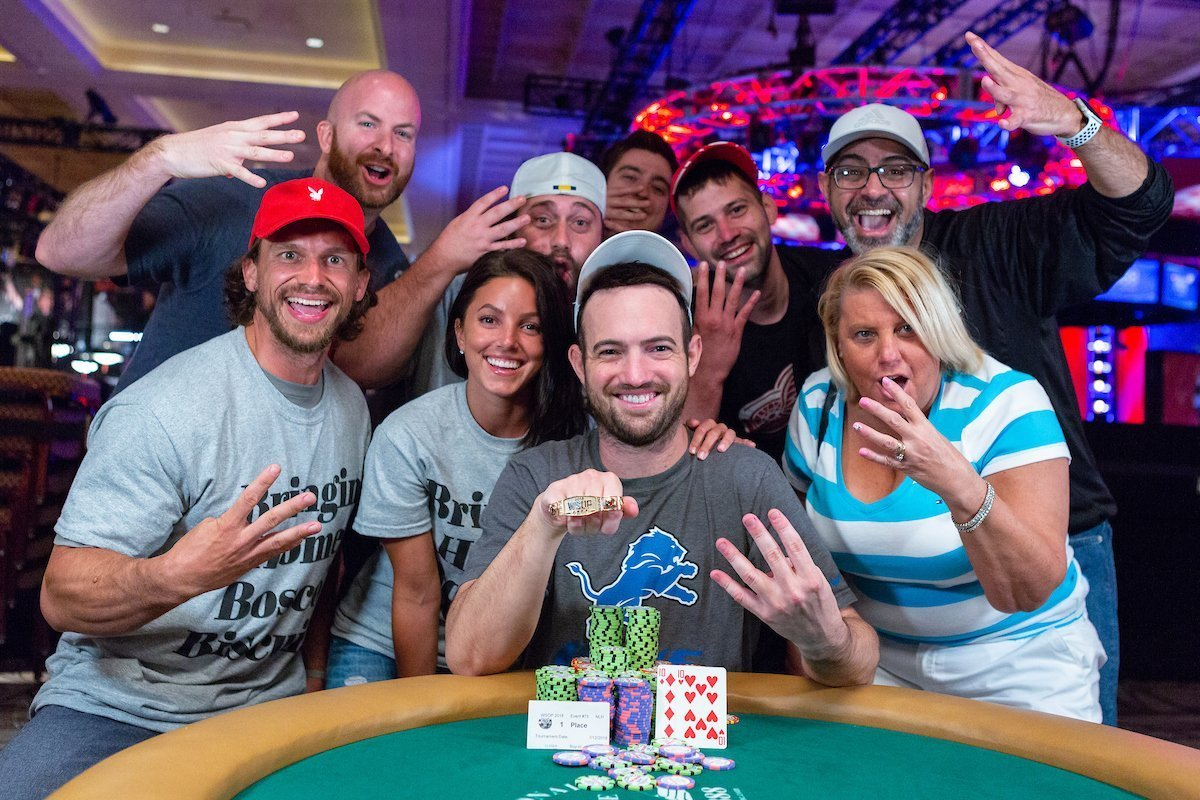 Two bracelets this Series for Deeb and Cada as WSOP closes in style