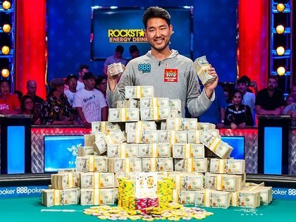 John Cynn crowned WSOP Main Event Champion