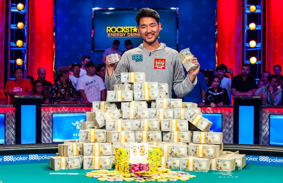 John Cynn Crowned Wsop Main Event Champion Somuchpoker