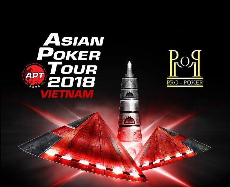 APT Vietnam Championships 2018 Schedule
