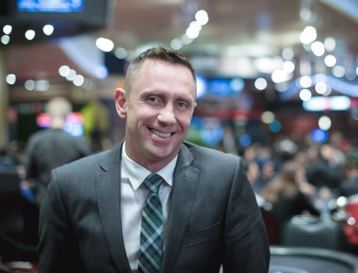 Mark Blake - Photo Kenneth Lim Courtesy of PokerStars 420