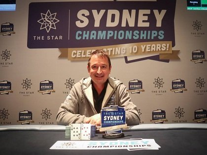 Nebojsa Blanusa wins the largest-ever Sydney Championships Main Event; Sosia Jiang tops the High Rollers