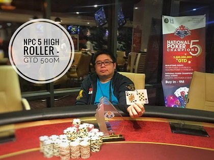Vietnam NPC5: Tran Thanh Dat wins Main Event; Norbert Koh tops the High Rollers