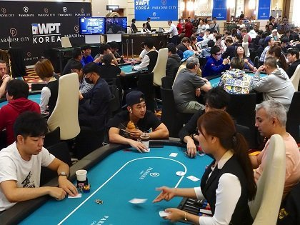 WPT Korea Main Event: Everything you should know about the two first starting days