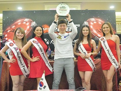 Poker gosu Lim Yohwan wins the APT Championships Event; Lester Edoc wins Player of the Series