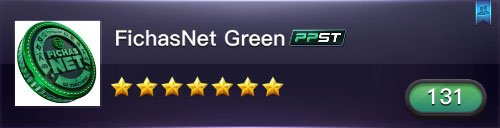 Fichas Green