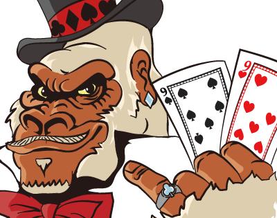 Hige Gorilla Poker