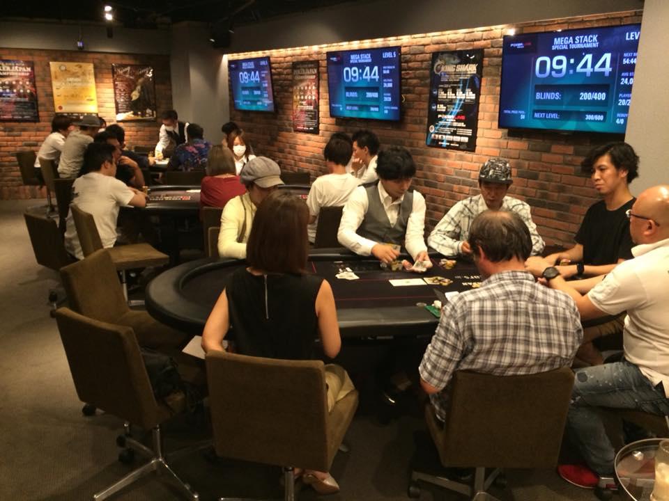 Live Poker In Osaka