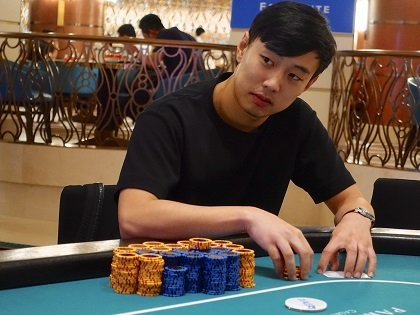WPT Korea Main Event: Kitty Kuo bubbles the Final Table, 9 players remains