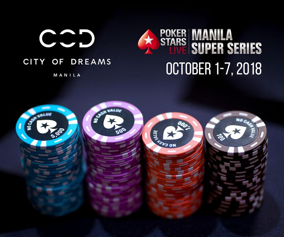 PokerStars Live Manila