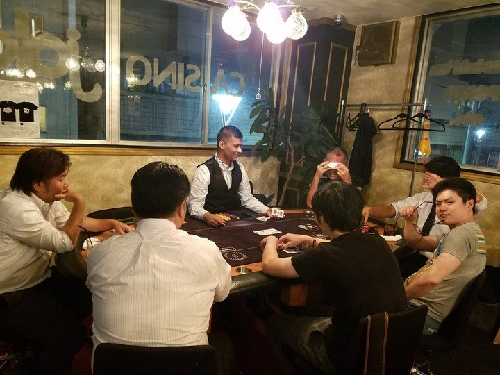 Tachikawa Joker Casino