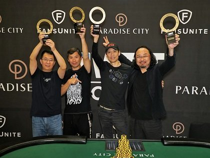 Team China victorious in inaugural WPT Global Teams Event