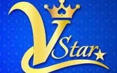 Vstar Poker logo