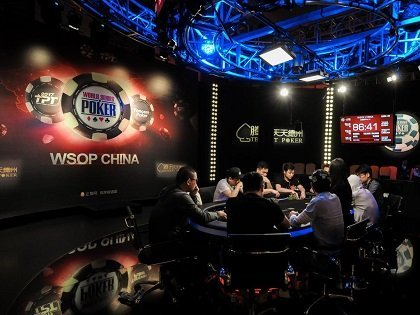 Tencent Poker app shuts down and 2018 WSOP China cancelled