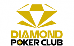 diamon poker club logo