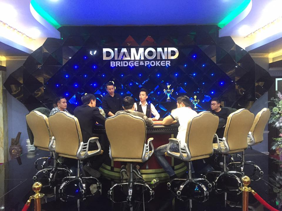 diamond bridge and poker club hai phong