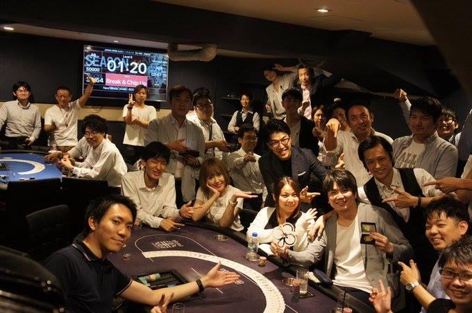 ginza paraja poker