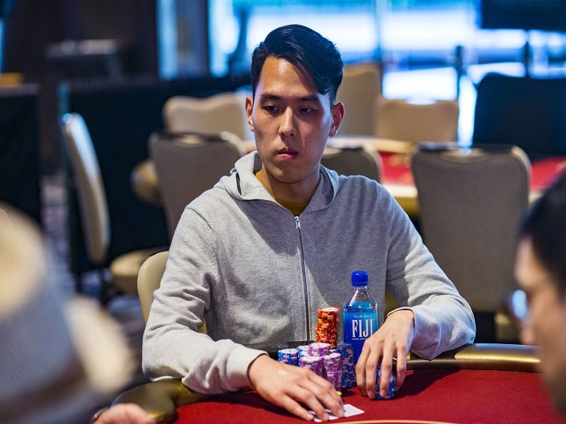 Bracelet winner Sung Joo Hyun on fire with over half a million dollars earned in 2021